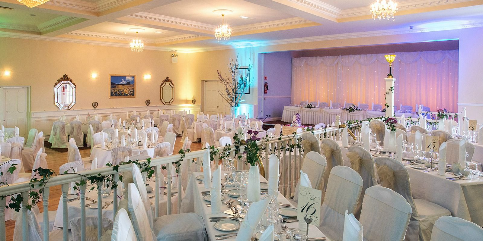 Weddings and Celebrations at the Rhu Glenn Hotel