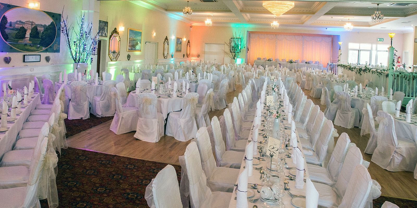 Wedding Event at the Rhu Glenn Hotel